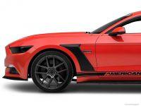 15-20 Ford Mustang Seitliche Lufteinlässe - Kotflügel - GT350 Style
