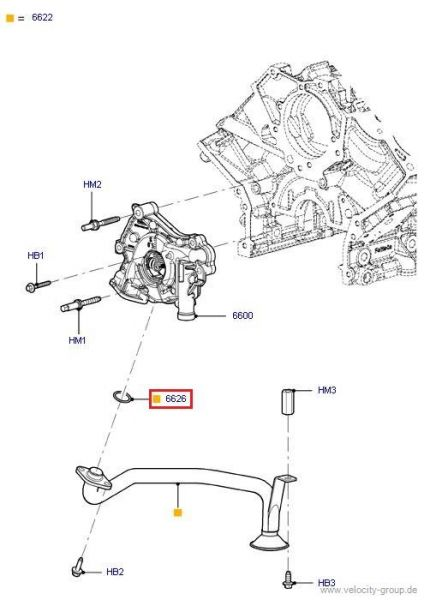 96-14 GT Dichtung für Ölansaugstutzen - Einzeln