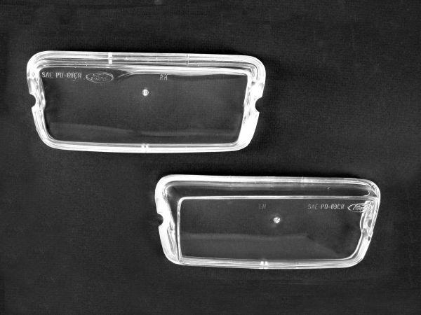 1970 Ford Mustang Glas Blinker