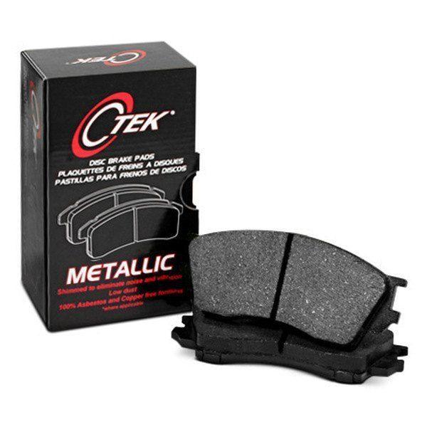 Disc Brake Pad Set - Front
