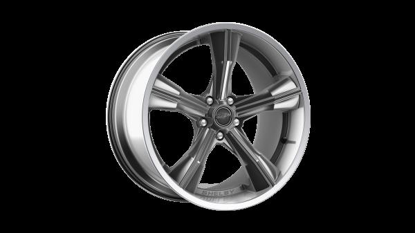 05-19 Ford Mustang Felge - Shelby CS11 - Aluminium - 9,5x20 Zoll - Chrome Powder