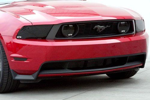 10-12 GT Rauchglas Abdeckungen für Nebelscheinwerfer