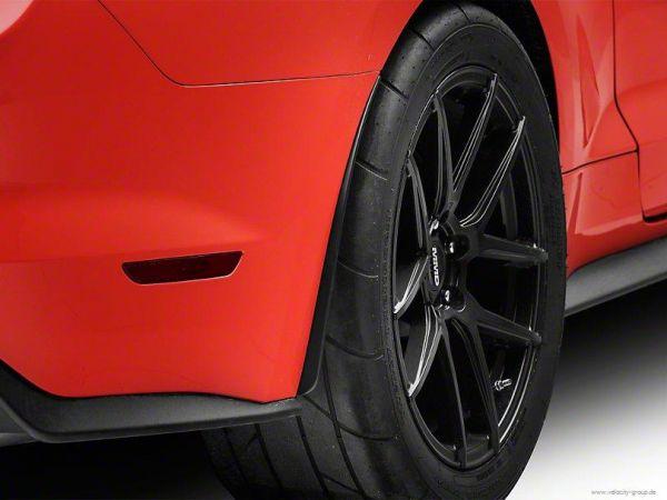 15-17 Ford Mustang Stoßstangenansatz - GT350 Style - Lackschutz - hinten