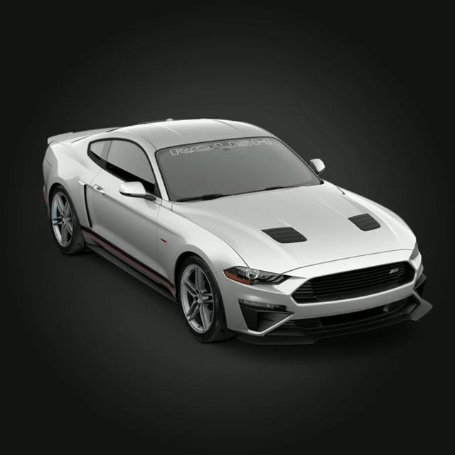 Der 2018 Mustang wurde als ROUSH Perfomance Stage 2 gesichtet | Blog | Velocity - US Car Parts