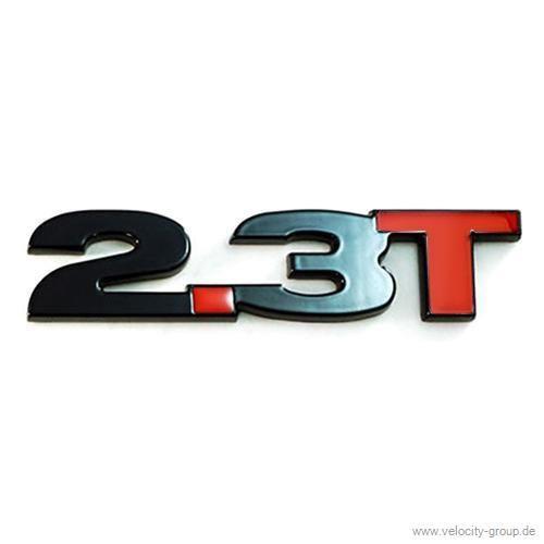 15 19 ford mustang emblem kotfl gel 2 3t schwarz. Black Bedroom Furniture Sets. Home Design Ideas