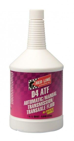 T5 Redline D4 ATF Getriebeöl - 1 Quart
