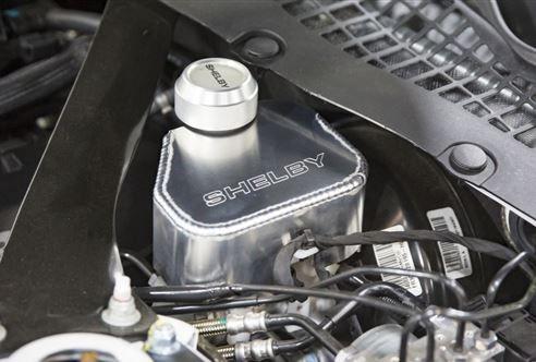 15-17 Ford Mustang Ausgleichsbehälter Bremsflüssigkeit - Abdeckung
