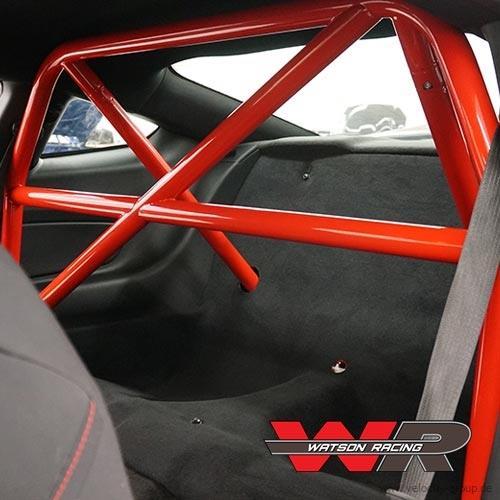 15 20 ford mustang coupe berrollk fig 4 punkt rot. Black Bedroom Furniture Sets. Home Design Ideas