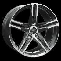 05-19 Ford Mustang Felge - Shelby CS14 - 9,5x20 Zoll - Chrome Powder