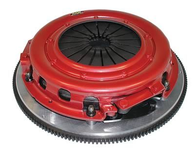 05-10 GT RAM Doppelscheibenkupplung - 6 Schrauben, 26 Zahn