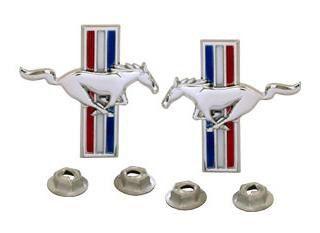 69-70 Ford Mustang Emblem Tür