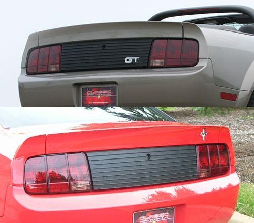 05-09 CDC Abdeckung zwischen Rücklichtern - inkl. GT Logo
