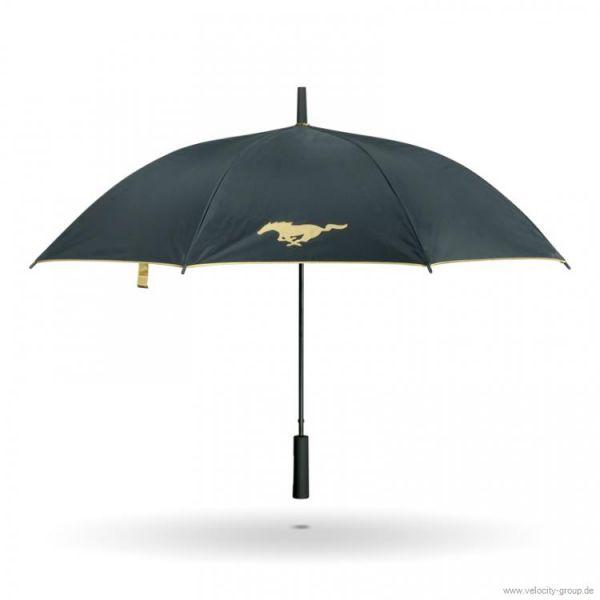 Ford Mustang Gold Regenschirm