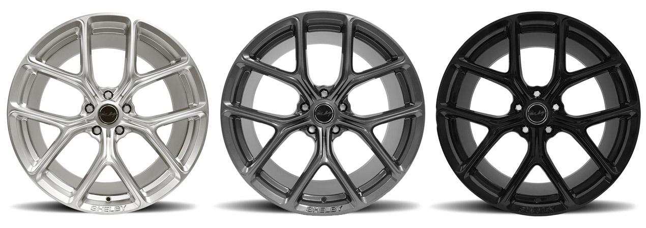 Shelby CS3 Felgen