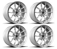 05-14 Ford Mustang Felgensatz - Shelby CS5 - Aluminium - 9,5x19 Zoll - Chrome Powder