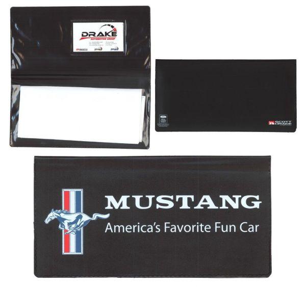 64-73 Ford Mustang Bedienungsanleitung - Tasche ACC-OMW-MUSTANG