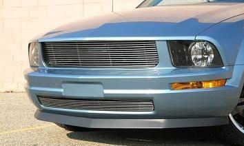 05-09 Ford Mustang (4.0) Blende Grill - Oben und unten