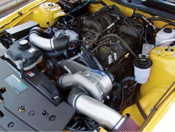 05-10 V6 ProCharger Supercharger Stage II