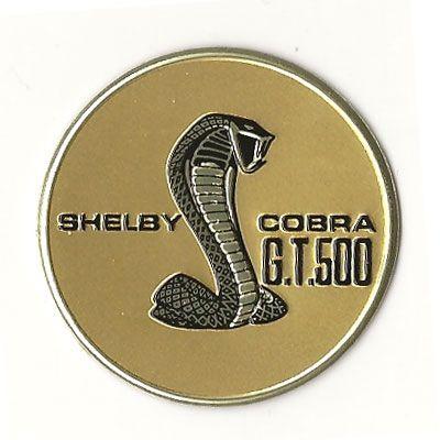 1967 Shelby GT500 Emblem für Hupknopf