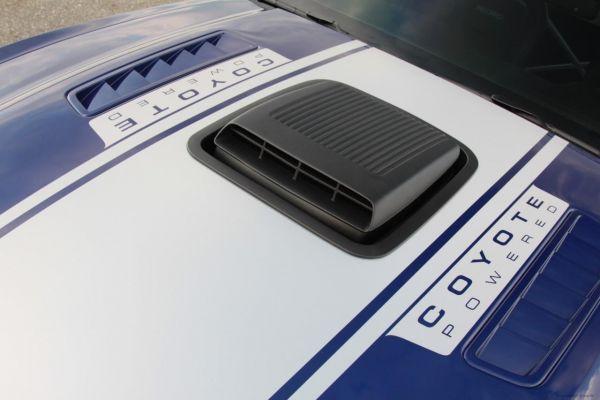 10-14 Shaker System für Motorhaube