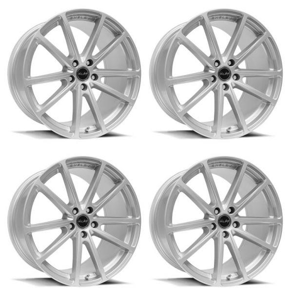 05-14 Ford Mustang Felgensatz - Shelby CS10 - Aluminium - 9,5x20 Zoll - Chrome Powder
