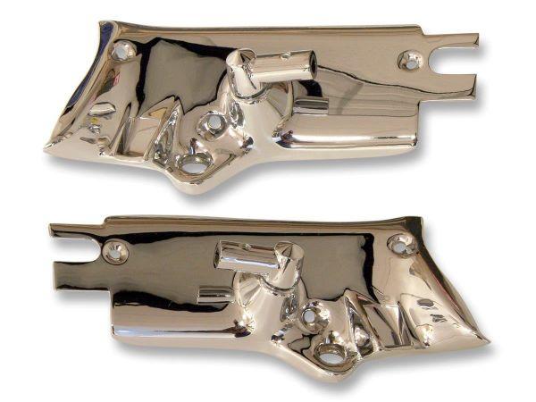 64-66 Ford Mustang Cabrio Halterung Sonnenblende - Links und Rechts