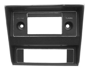 71-73 Ford Mustang Rahmen Radio