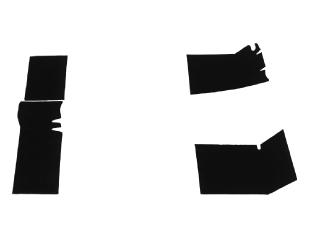 64 73 ford mustang w rme und schalld mmung unterlage f r teppich ul 1. Black Bedroom Furniture Sets. Home Design Ideas