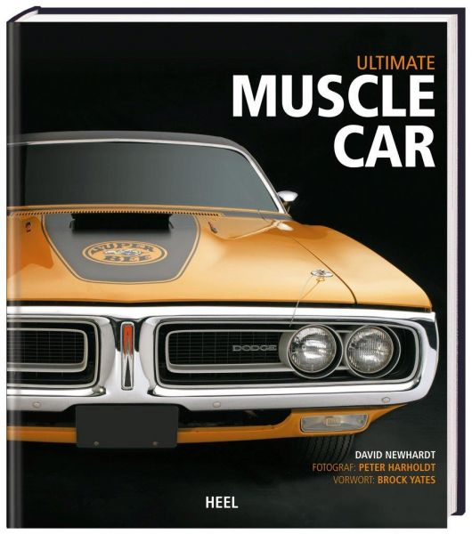 Buch für Fans - ''''Ultimate Muscle Cars''''