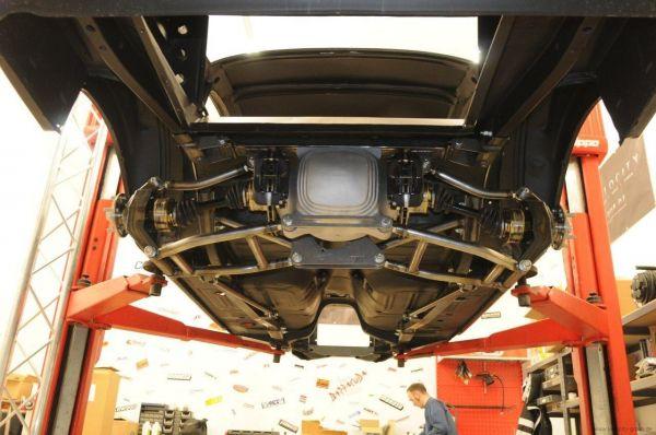 64-70 Ford Mustang  Heidts Einzelradaufhängung hinten - gebraucht