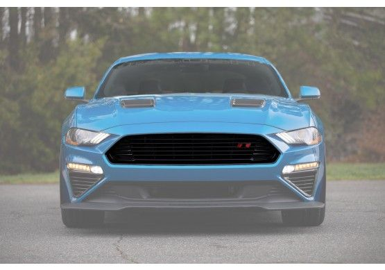 18-22 Ford Mustang Kühlergrill - Roush - Schwarz