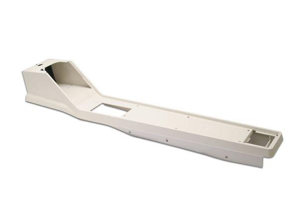 64-66 Gehäuse für Mittelkonsole - weiß