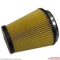 10-14 GT500 Ford OEM Luftfilterelement - gelb