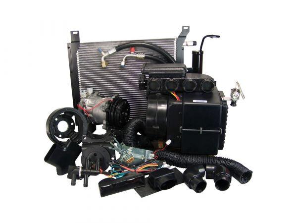 1968 Mustang Hurricane AC & Heater Kit w/ Electronic Controls (289-302 w/ P/S)