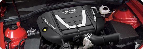 10-14 Camaro SS Kompressor System mit Software  - Schaltgetriebe
