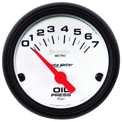 Öldruckanzeige - 2 1/16 Zoll
