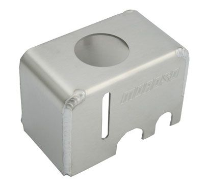 08-12 Abdeckung für Bremsflüssigkeitstank - Aluminium