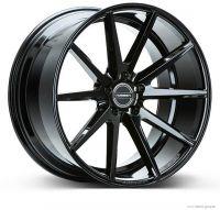 15-20 Ford Mustang Felge - Vossen VFS1 - Aluminium - 10,5x20 Zoll - Gloss Black