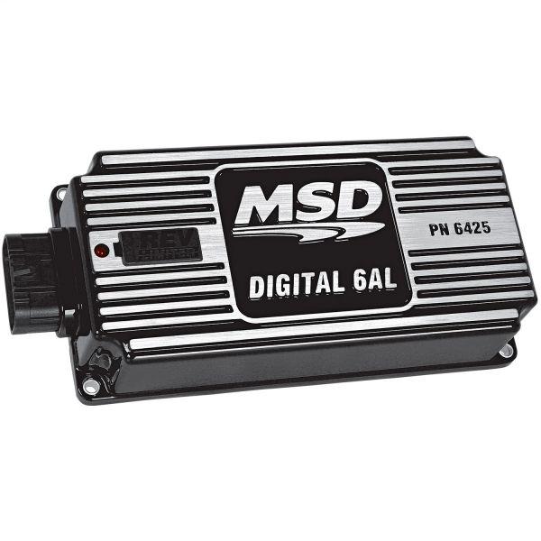 MSD 6AL Zündbox mit Drehzahlbegrenzer