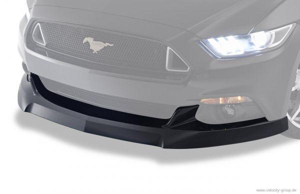 15-17 Ford Mustang Spoiler - Kunststoff Vorne - CDC Outlaw (EU Ecoboost)