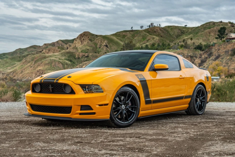 2103 Ford Mustang Boss 302