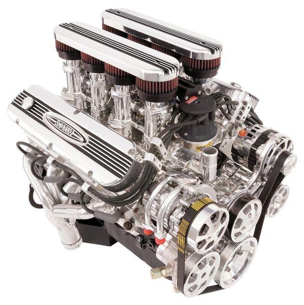 Komplettmotor