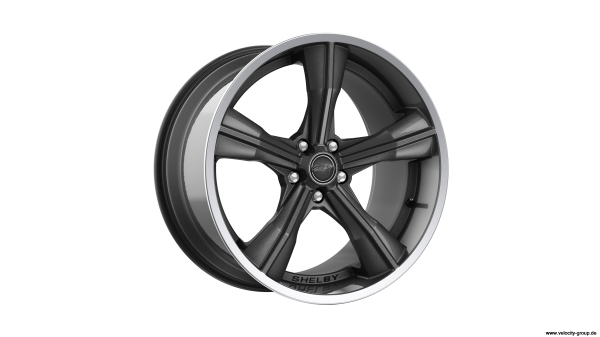 05-19 Ford Mustang Felge - Shelby CS11 - Aluminium - 9,5x20 Zoll - Gunmetal