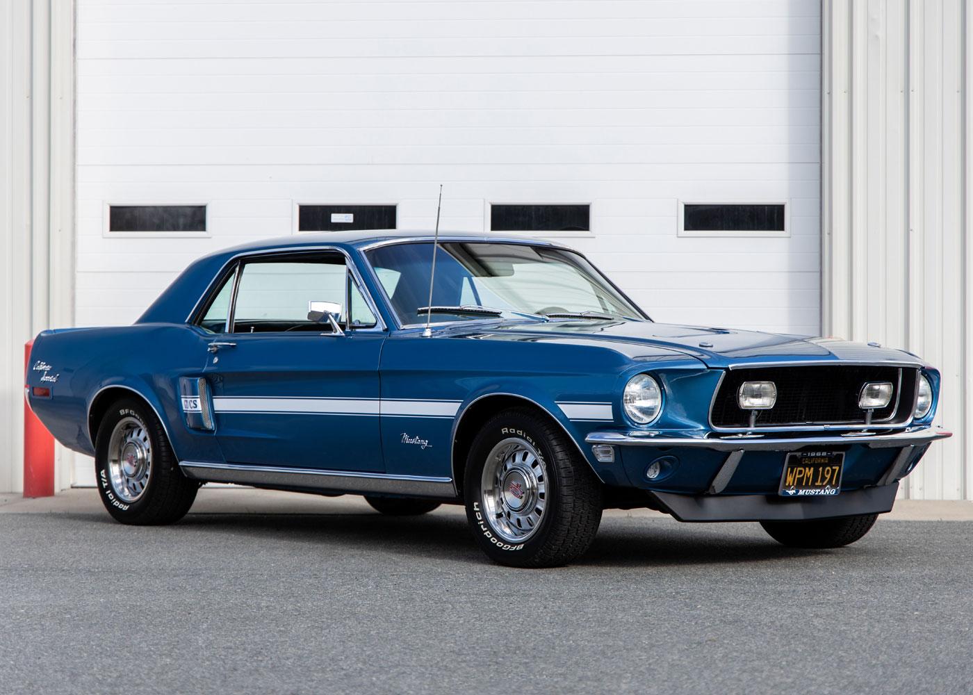 Ford Mustang Cailfornia Special