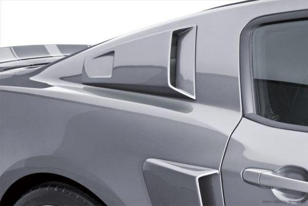10-14 Abdeckung hintere Seitenfenster - C-Series