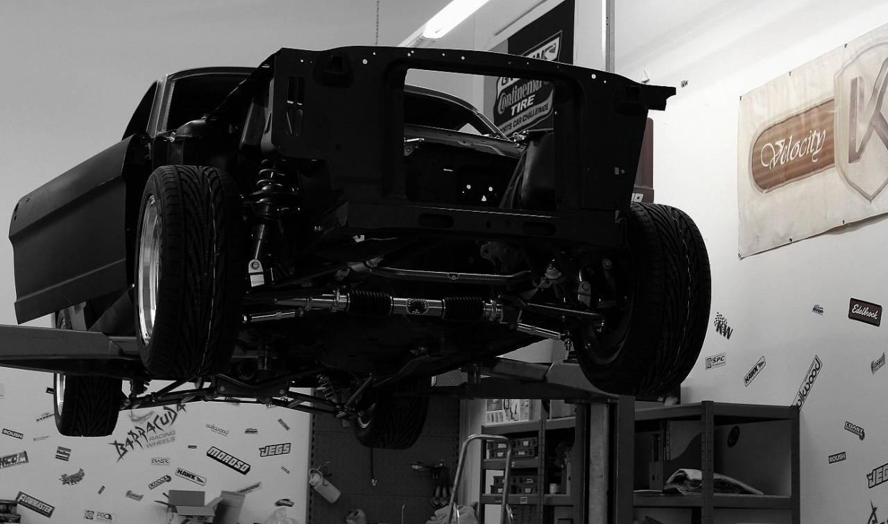 Die beliebtesten Upgrades für den Classic Mustang | Blog | Velocity ...