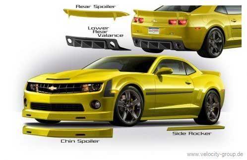10-13 Camaro ''''Havoc'''' Bodykit
