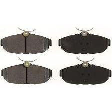 05 14 v6 gt centric posi quiet keramik bremsbel ge hinten. Black Bedroom Furniture Sets. Home Design Ideas