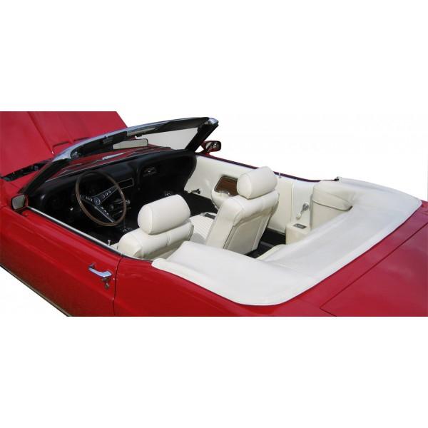69 70 cabrio dach persenning. Black Bedroom Furniture Sets. Home Design Ideas