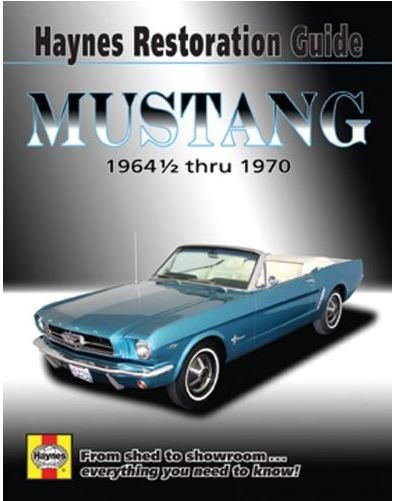 64-70 Ford Mustang Reparaturhandbuch - Haynes
